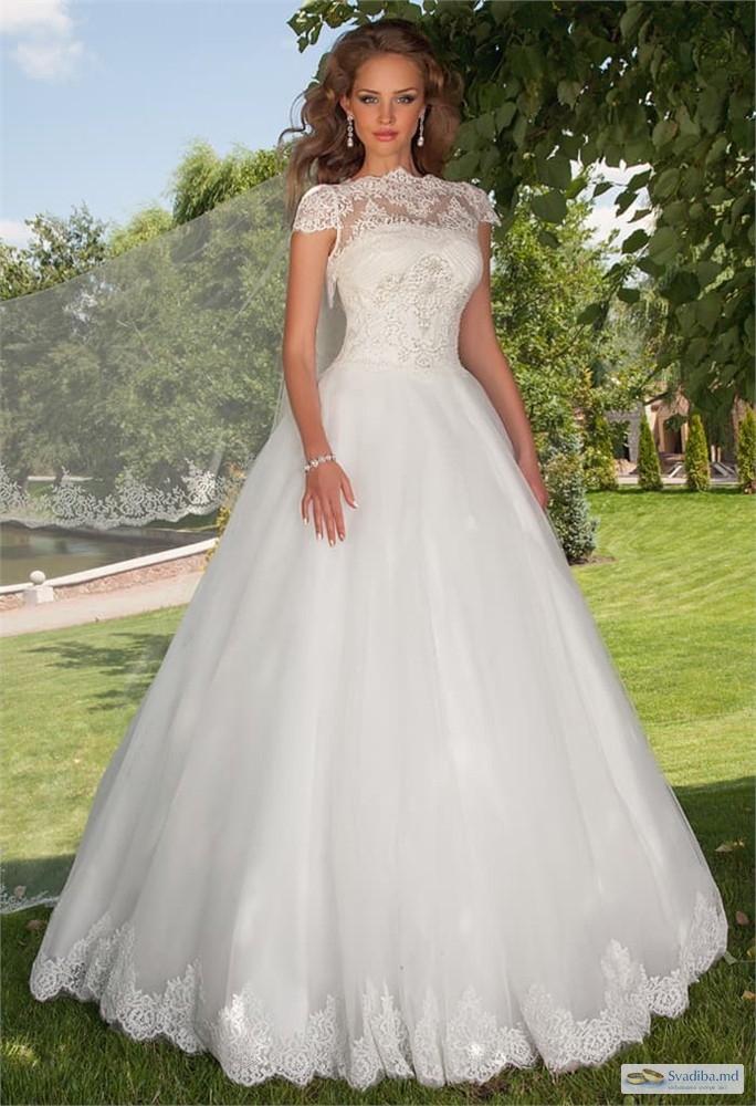 Фото свадебных платьев муха