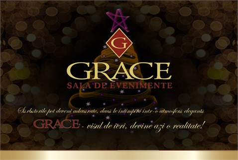"Sala de banchet ""Grace"" — petreceri corporative"
