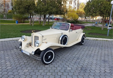 Прокат — Beaford Convertible 1933 года от «Кортеж.мд»