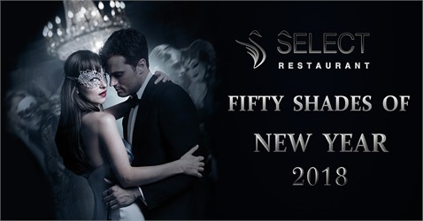 Petrecere de Revelion 2018 — Fifty Shades of New Year