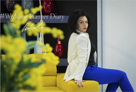 Wedding Planner Diary by K. Podornikova