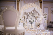 Luxury White&Gold Wedding