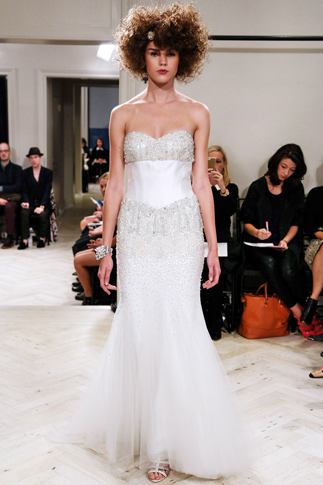 Badgley Mischka, старый голливуд